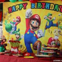 10+ MARIO BIRTHDAY PARTY IDEAS